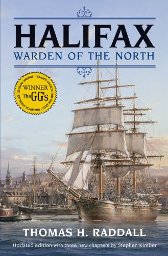 Halifax Warden of the North (Updated Edition) (Paperback)