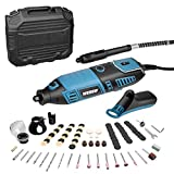 Best Rotary Tools - 160W Rotary Tool, Multi-Functional Tool Kit, 82PCS Accessories Review