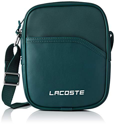 Lacoste Sport Nh2349ut schoudertas, groen, 5x21x17 centimeter