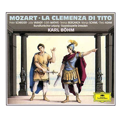 """Mozart: La clemenza di Tito, K.621 / Act 2 - """"Tu, è ver, m'assolvi, Augusto"""""""