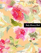 Baby Memory Book: Keepsake Journal| Baby Memory Record Book| Photo Album & Wishes for Family and Friend