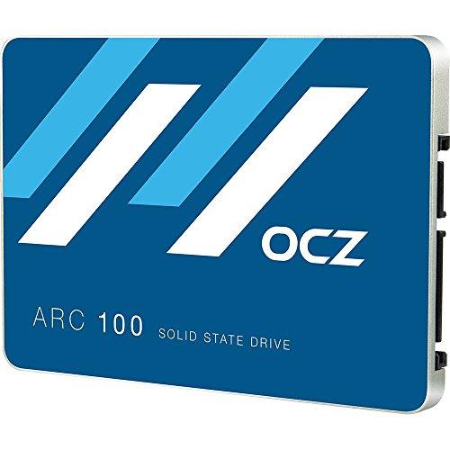 OCZ Storage Solutions Arc 100 Series 480GB 2.5-Inch 7mm SATA III Ultra-Slim Solid State Drive with Toshiba A19nm NAND ARC100-25SAT3-480G