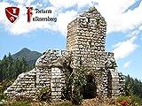 Unbekannt Torturm Falknersberg, Spur N -