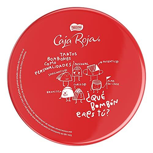 Nestlé Caja Roja Bombones Lata, 250g