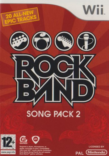 Rock Band : Song Pack 2