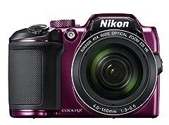 Nikon Coolpix B500 caméra prune
