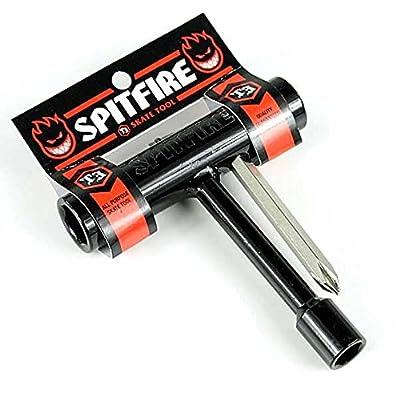 Spitfire T3Skateboard-Werkzeug Schwarz