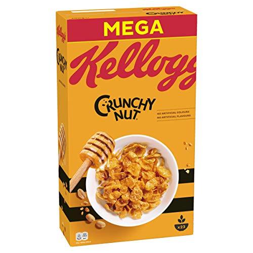 Kellogg's Crunchy Nut Cerealien | Einzelpackung | 700g