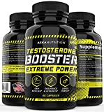 Testosterone Booster for Men - Natural Test Boost with...