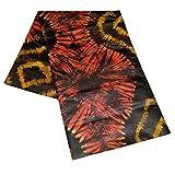 Unbekannt Stoff, African 100% Polyester Bazin Riche