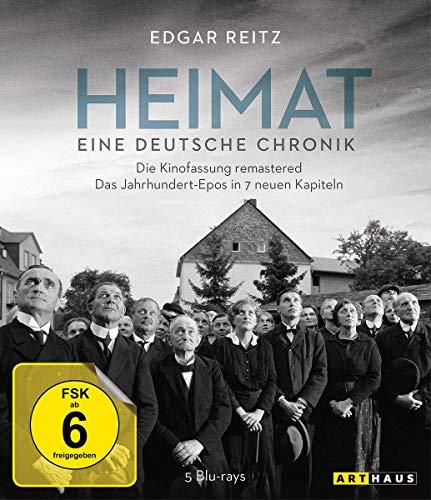 Heimat 1 - Eine deutsche Chronik (Directors Cut, Kinofassung, 5 Discs) [Blu-ray]
