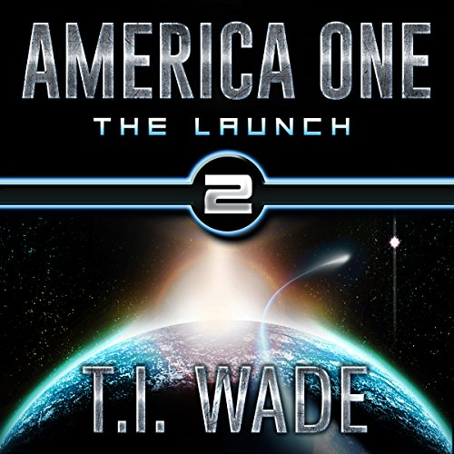 America One audiobook cover art