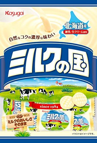 春日井製菓『ミルクの国』