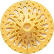 Qiufuyou Drain Cover Anti-blocking Device Floor Drain Plug Floor Drain Faucet Shower Sink Kitchen Bathtub Plug Filter Mesh...