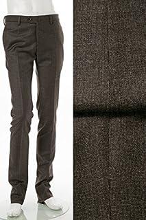 (ピーティーゼロウーノ) PT01 パンツ スラックス ブラウン メンズ (RIDF01 MZ47) 【並行輸入品】