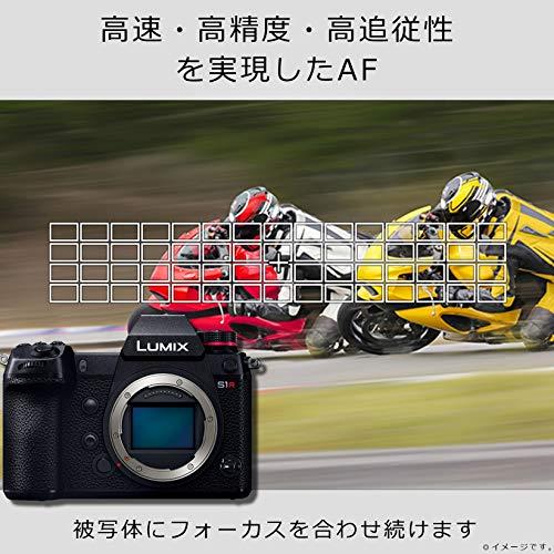 パナソニックフルサイズミラーレス一眼カメラルミックスS1Rボディ4730万画素ブラックDC-S1R-K