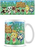 Animal Crossing 621NIN0002 Taza, Cerámica