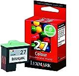 Lexmark 10N0227E Z 25/35/Inkjet inyección de Tinta-Cartucho de Tinta Original