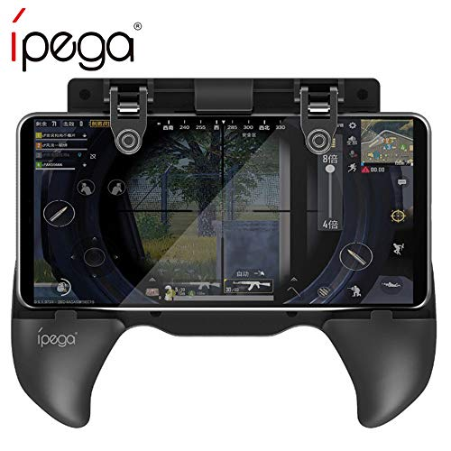 IPEGA PG-9117 Mobile Game Controller for PUBG Mobile Controller L1R1 Mobile Game Trigger Joystick Gamepad for iOS & Android Phone