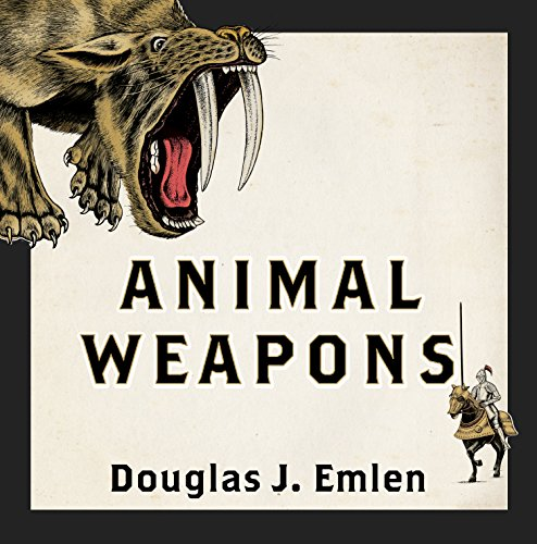 Animal Weapons audiobook cover art