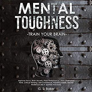 Mental Toughness: Train Your Brain audiobook cover art