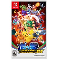 Deals on Pokken Tournament DX Nintendo Switch Digital