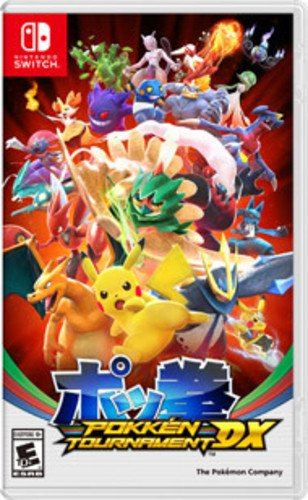 Pokkén Tournament DX - Nintendo Switch - Standard Edition