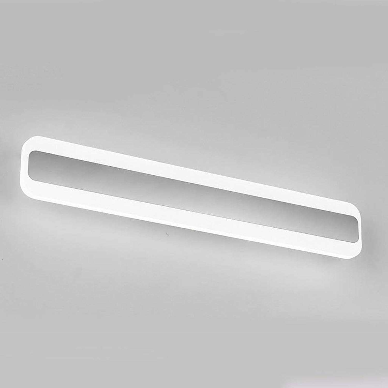 Badezimmerspiegel Anti-Fog-LED - Vorderlichter Ein Spiegel des Badezimmers (+ Gre  16W (warmweies Licht 50cm)), 14w (weies Licht 40cm)
