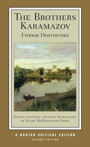 The Brothers Karamazov (Second Edition) (Norton Critical Editions)