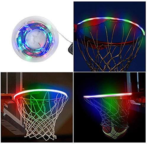 Purchase CCDV Basketball Hoop Lights Basketball Rim Light Waterproof Solar Basketball Hoop LED Light...