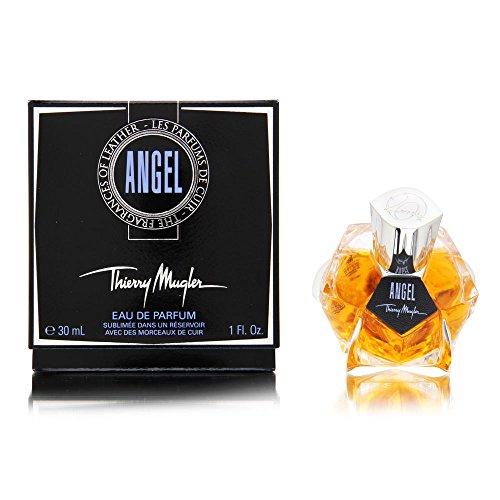 Thierry Mugler The Fragrance of Leather Eau de Parfum Spray for Women, Angel, 1 Ounce
