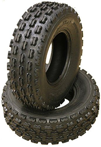 2 New WANDA Sport ATV Tires AT 21x7-10 P356 4PR - GNCC tires - 10075