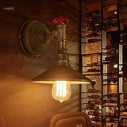 Lámparas ApliquesIluminación Pared Amazon De Bar esBarra Para roQECedxBW