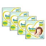 Fralda Pampers Premium Care Recém Nascido Plus com 144 unidades - 3 à 6kg