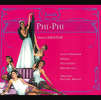 Christiné-Phi Phi