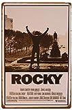 Forry Rocky Metall Poster Retro Blechschilder Vintage