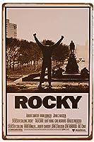 Rocky ティンサイン ポスター ン サイン プレート ブリキ看板 ホーム バーために