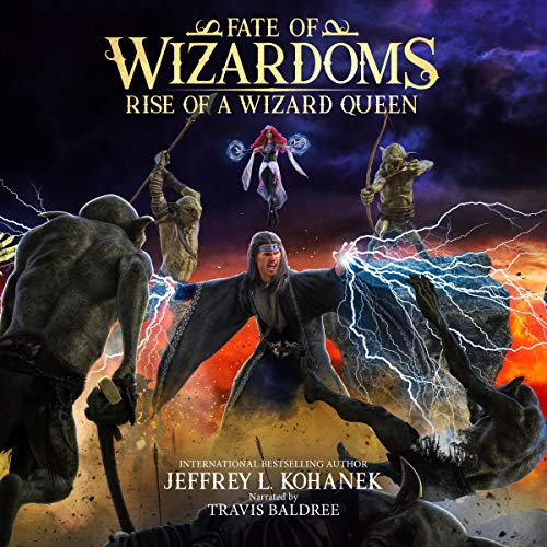 Wizardoms: Rise of a Wizard Queen  By  cover art