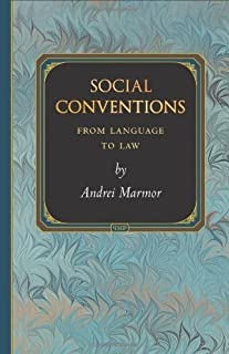 Social Conventions: From Language to Law (Princeton Monograp