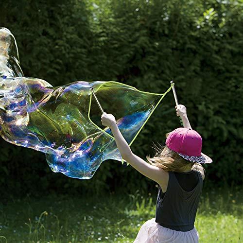 NuoYo Seifenblasen Stab Party Bubbles Stab Wunderbare Bubbles Stab für Outdoor Party Spiel Garten Hochzeit Geburtstag