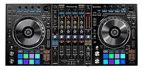 Pioneer DJ DJ Controller, 9.80 x 37.70 x 20.50 (DDJ-RZ) (Renewed)