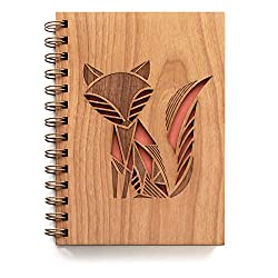 They can keep track of all the notes in this gift ideas for fox lovers.