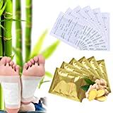 Best Body Cleanses - Foot Pads, 120 Pcs Outgeek Natural Bamboo Vinegar Review