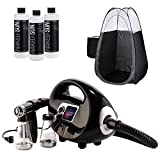 Naked Sun Fascination Spray Tanning Machine with Honey Glow Tanning...