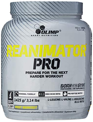 Olimp Nutrition Reanimator Pro, Fresh Apple, 1425g, 1 kg