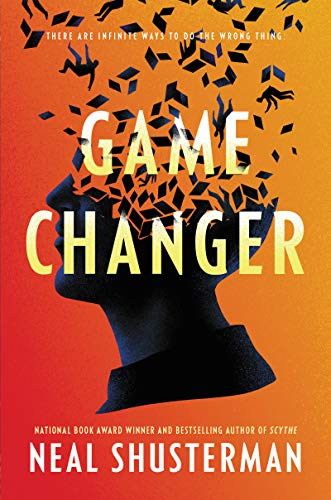Compare Textbook Prices for Game Changer  ISBN 9780061998676 by Shusterman, Neal