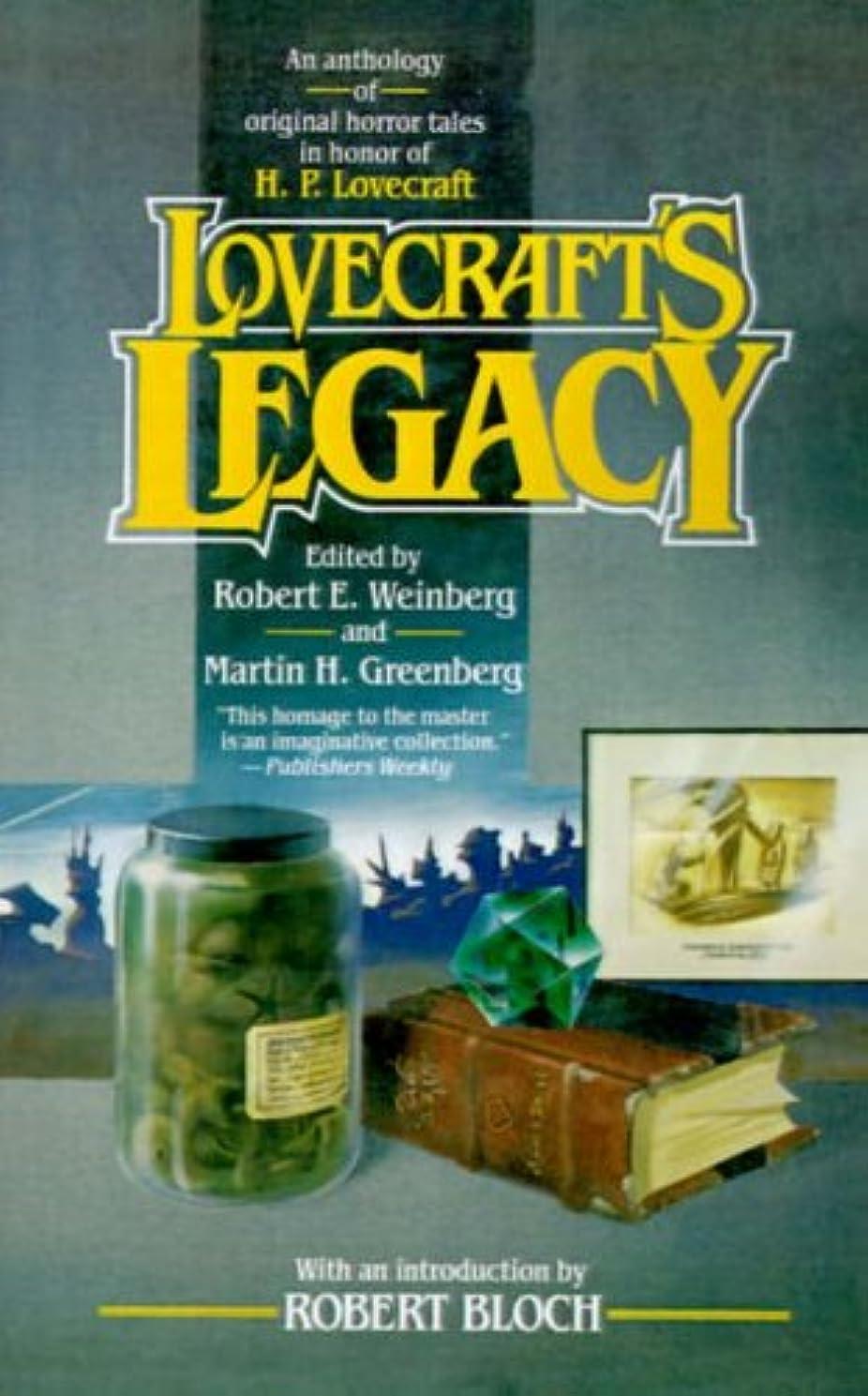ほめるアイドル生きているLovecraft's Legacy: A Centennial Celebration of H.P. Lovecraft