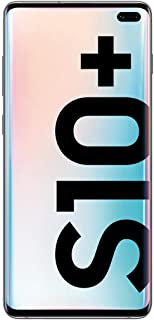 Samsung Galaxy S10+ - Smartphone de 6.4 QHD+ Curved Dynamic AMOLED 16 MP Exynos 9820 Wireless & Fast & Reverse Charging 128 GB Prisma Negro (Prism Black)