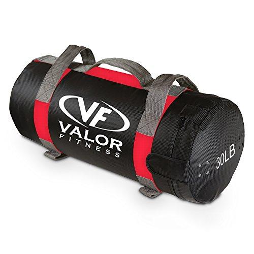 Valor Fitness SDB-50 Pre-Filled Sandbag, 50 lb