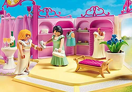 The Bridal Shop is one of the best new Playmobil sets for girls and boys who likes weddings